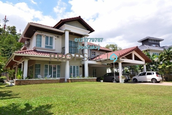 For Sale Bungalow at Suadamai, Bandar Tun Hussein Onn Freehold Unfurnished 5R/5B 3m