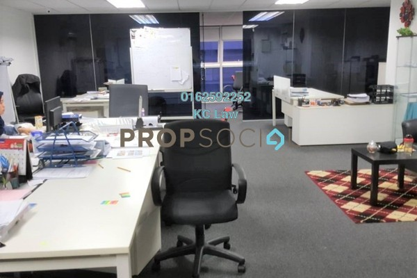 For Rent Office at Plaza Damas 3, Sri Hartamas Freehold Fully Furnished 0R/0B 3.5k