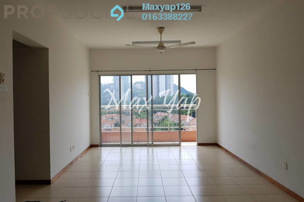 For Sale Condominium at Plaza Medan Putra, Bandar Menjalara Freehold Semi Furnished 3R/2B 418k