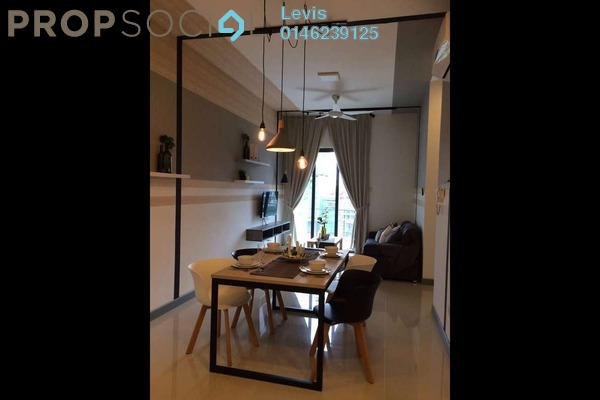 For Rent Condominium at South View, Bangsar South Freehold Fully Furnished 2R/2B 3.5k