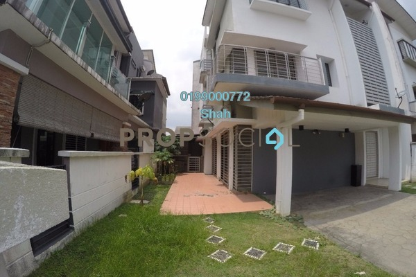 For Rent Semi-Detached at Laman Residen, Jalan Ipoh Freehold Semi Furnished 5R/4B 2.5k