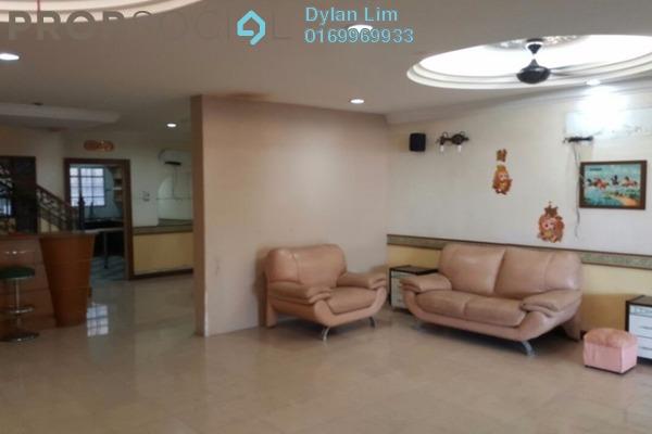 For Sale Terrace at Taman Bayu Perdana, Klang Freehold Semi Furnished 4R/3B 510k