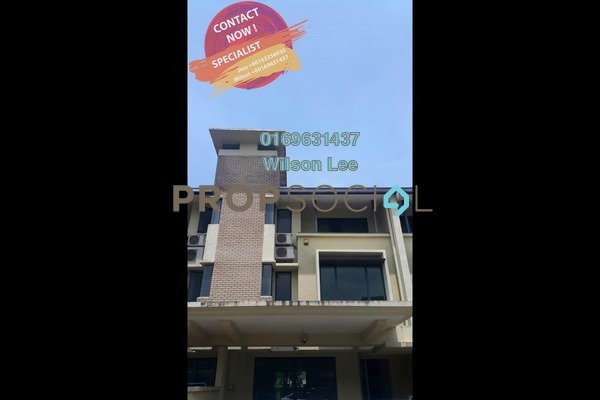 For Sale Terrace at SouthLake, Desa ParkCity Freehold Unfurnished 5R/5B 2.2m