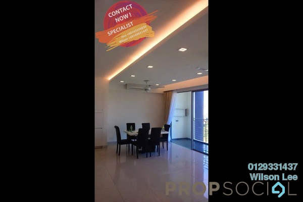 For Sale Condominium at The Westside One, Desa ParkCity Freehold Semi Furnished 3R/3B 1.38m