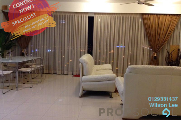 For Sale Condominium at The Westside One, Desa ParkCity Freehold Fully Furnished 3R/3B 1.38m