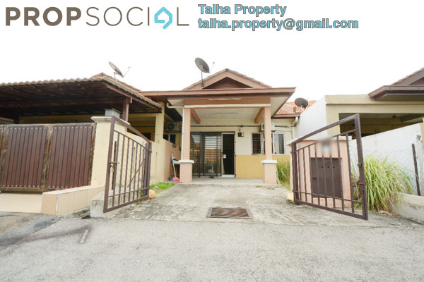 For Sale Terrace at Taman Puncak Jalil, Bandar Putra Permai Freehold Unfurnished 3R/2B 450k