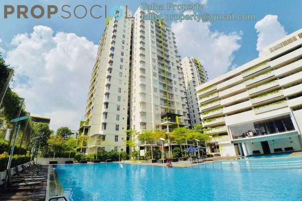 For Sale Condominium at Midfields, Sungai Besi Freehold Fully Furnished 5R/5B 940k