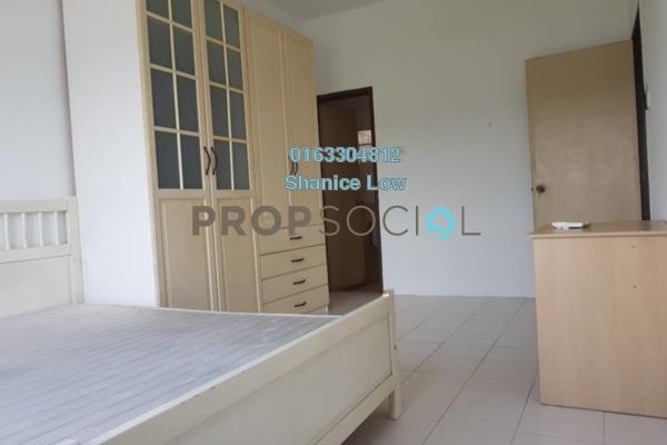 For Rent Apartment at Villa Dahlia, Bandar Utama Freehold Semi Furnished 3R/2B 1.4k