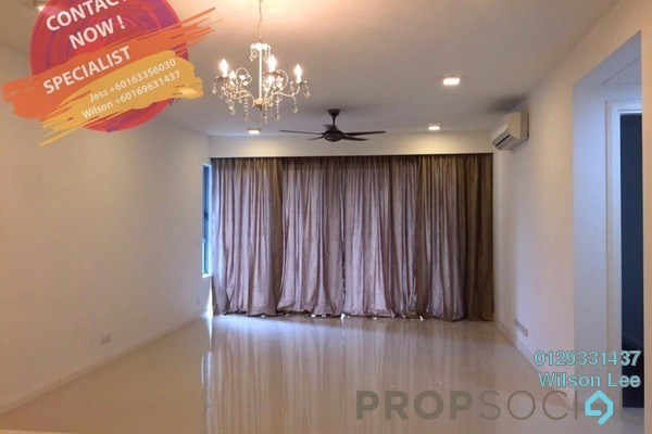 For Sale Condominium at The Westside Two, Desa ParkCity Freehold Semi Furnished 3R/3B 1.35m