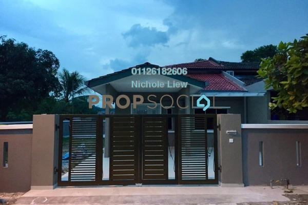 For Sale Terrace at Taman Menara Maju, Klang Freehold Unfurnished 4R/2B 499k