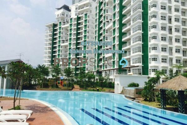 For Sale Condominium at D'Pines, Pandan Indah Freehold Unfurnished 4R/3B 665k