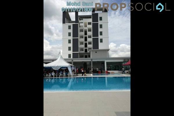 For Rent Apartment at Taman Amaniah Mulia, Batu Caves Freehold Unfurnished 3R/2B 1.3k