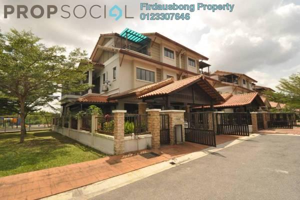 For Sale Semi-Detached at Taman Persiaran Bangi, Bangi Freehold Unfurnished 9R/5B 1.35m