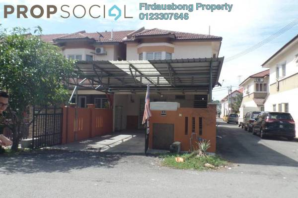For Sale Terrace at Taman Impian Putra, Bandar Seri Putra Freehold Unfurnished 4R/5B 500k