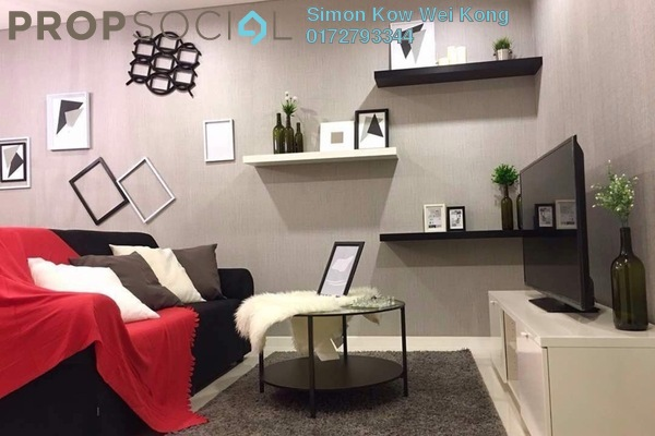 For Sale Condominium at Summer Suites, KLCC Leasehold Fully Furnished 2R/2B 995k