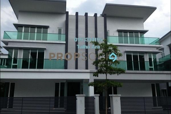 For Sale Semi-Detached at Taman Cheras Idaman, Bandar Sungai Long Freehold Unfurnished 5R/6B 1.65m