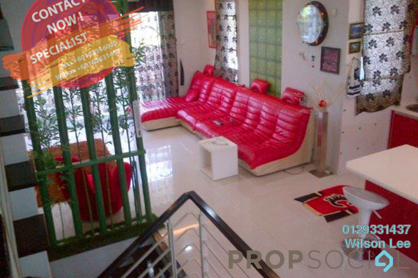 For Sale Terrace at Zenia, Desa ParkCity Freehold Semi Furnished 4R/5B 2.55m