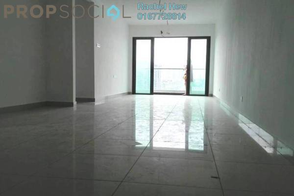 For Sale Condominium at KL Palace Court, Kuchai Lama Leasehold Unfurnished 3R/2B 650k