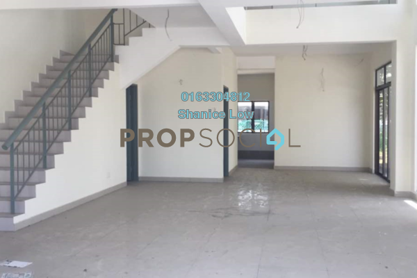 For Sale Terrace at Lakeside Residences, Puchong Freehold Unfurnished 5R/3B 1.05m