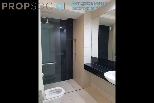For Sale Condominium at 288 Residency, Setapak Freehold Semi Furnished 4R/3B 650k