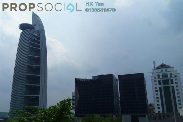For Sale Office at Bangsar Trade Centre, Pantai Freehold Semi Furnished 0R/0B 625k
