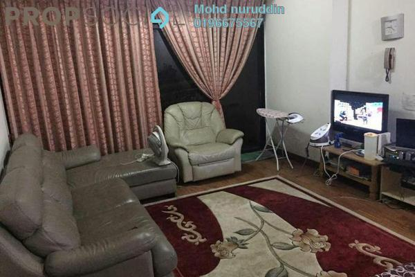 For Sale Condominium at Villa Putera, Putra Freehold Fully Furnished 3R/2B 580k