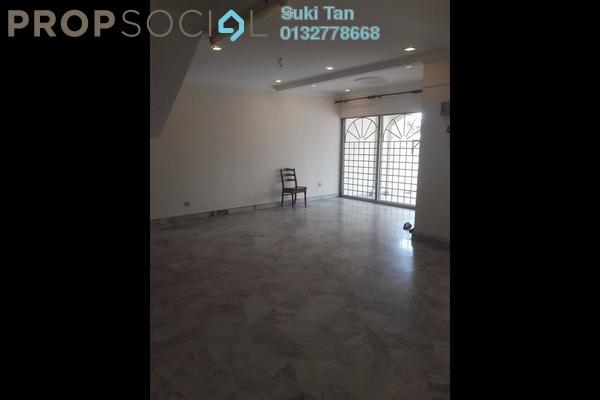 For Rent Terrace at Taman Sri Bintang, Kepong Freehold Semi Furnished 4R/3B 1.8k