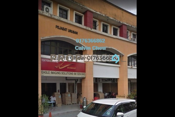 For Sale Shop at Taman Sri Bintang, Kepong Freehold Unfurnished 0R/0B 1.62m