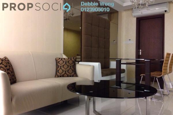 For Sale Condominium at Plaza Damas 3, Sri Hartamas Freehold Fully Furnished 1R/1B 530k