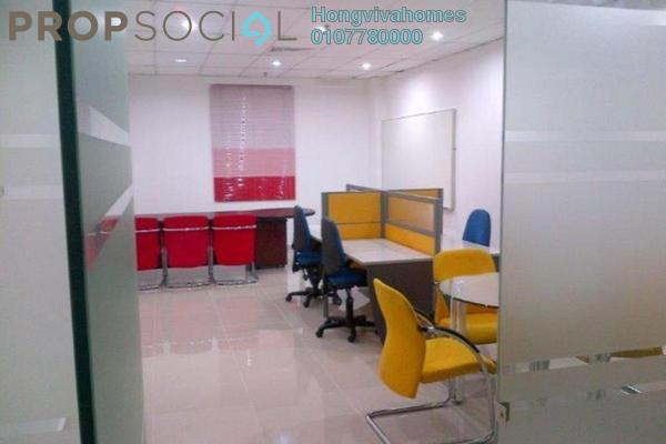 For Sale Office at Desa Complex, Kepong Freehold Fully Furnished 1R/1B 88k