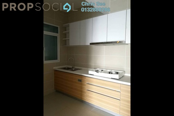 For Rent Condominium at V-Residensi 2, Shah Alam Freehold Semi Furnished 2R/2B 1.5k