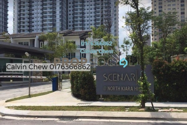 For Sale Terrace at Scenaria, Segambut Freehold Unfurnished 4R/7B 1.62m