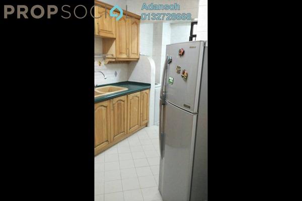 For Rent Condominium at Villa Angsana, Jalan Ipoh Freehold Semi Furnished 3R/2B 1.45k