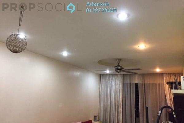 For Sale Condominium at SD Apartments, Bandar Sri Damansara Freehold Semi Furnished 3R/2B 390k