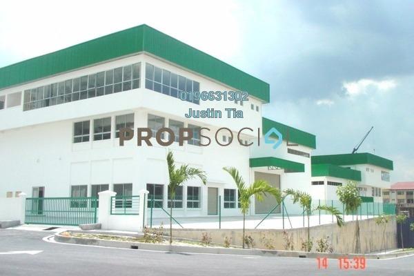 For Rent Factory at Taman Shamelin Perkasa, Cheras Freehold Semi Furnished 0R/0B 25.7k