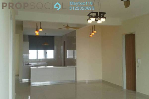 For Rent Condominium at Green Residence, Cheras South Freehold Semi Furnished 4R/5B 2.3k