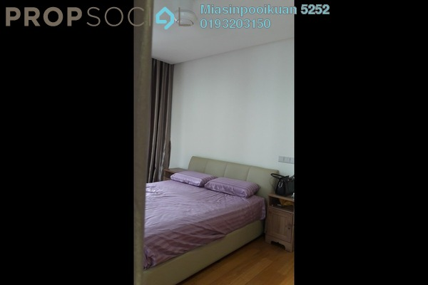 For Rent Serviced Residence at Seri Hening Residence, Ampang Hilir Freehold Semi Furnished 3R/2B 4.2k