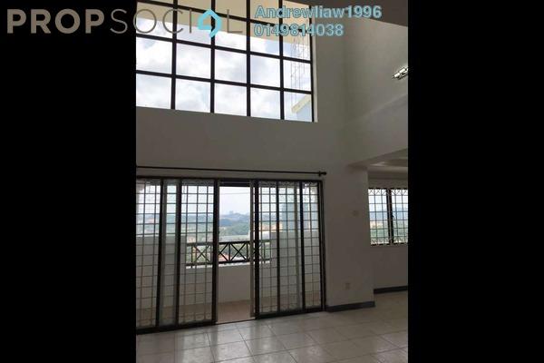 For Rent Condominium at Vista Komanwel, Bukit Jalil Freehold Semi Furnished 4R/4B 2.6k