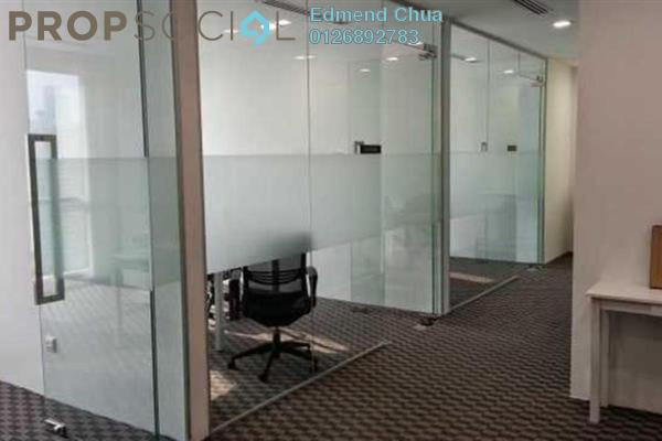 For Rent Office at Binjai 8, KLCC Freehold Fully Furnished 0R/0B 9.5k