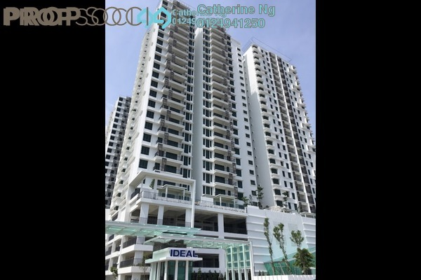 For Sale Condominium at Ideal Vision Park, Sungai Ara Freehold Unfurnished 3R/2B 640k