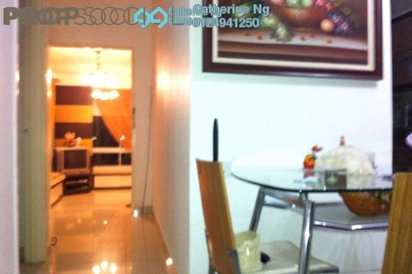 For Sale Condominium at Plaza Ivory, Bukit Gambier Freehold Semi Furnished 3R/2B 600k