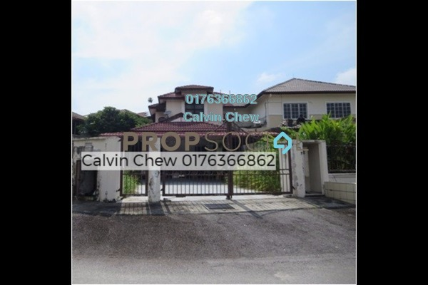 For Sale Semi-Detached at Suasana, Bandar Tun Hussein Onn Freehold Unfurnished 4R/3B 1m