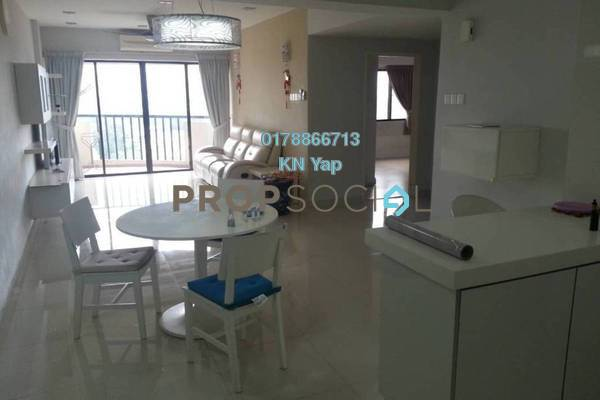 For Rent Condominium at Anjung Hijau, Bukit Jalil Freehold Fully Furnished 3R/2B 1.5k