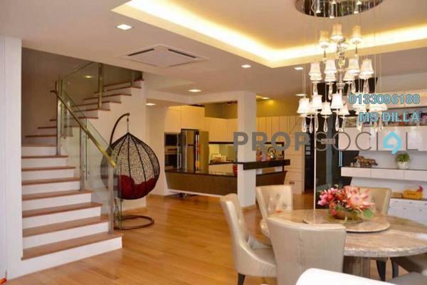 For Sale Semi-Detached at Saujana Villa, Kajang Freehold Unfurnished 6R/6B 1.78m
