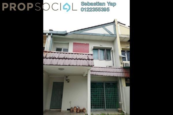For Sale Terrace at Taman Sri Manja, PJ South Freehold Unfurnished 4R/3B 500k