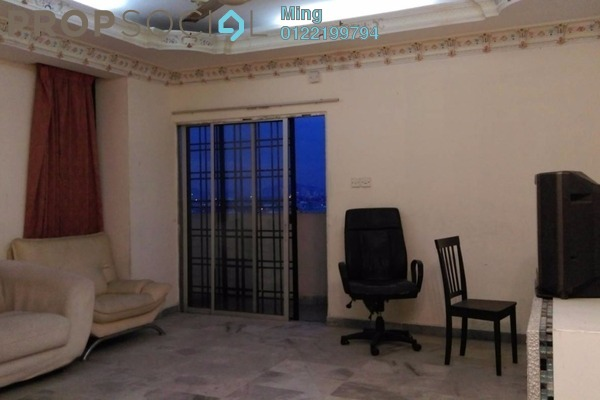 For Rent Condominium at Ridzuan Condominium, Bandar Sunway Freehold Unfurnished 3R/2B 1.5k