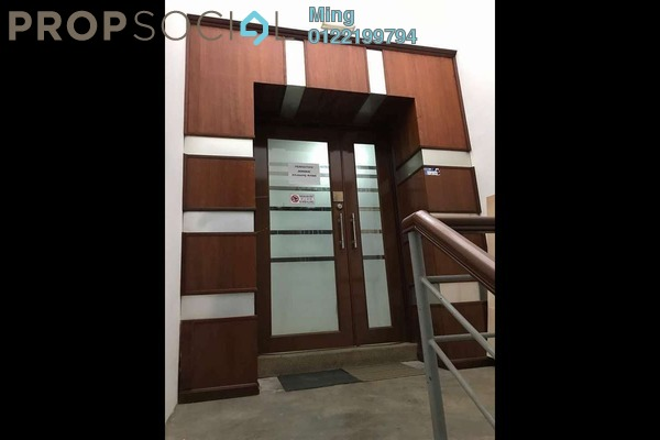 For Rent Shop at Taman Sejahtera, Jinjang Freehold Semi Furnished 3R/2B 1.8k