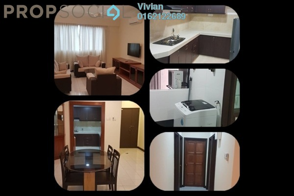 For Rent Condominium at Bistari, Putra Freehold Fully Furnished 3R/3B 3k