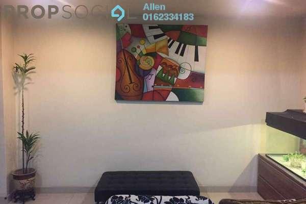 For Sale Terrace at Anggerik Doritis, Kota Kemuning Freehold Semi Furnished 5R/3B 850k