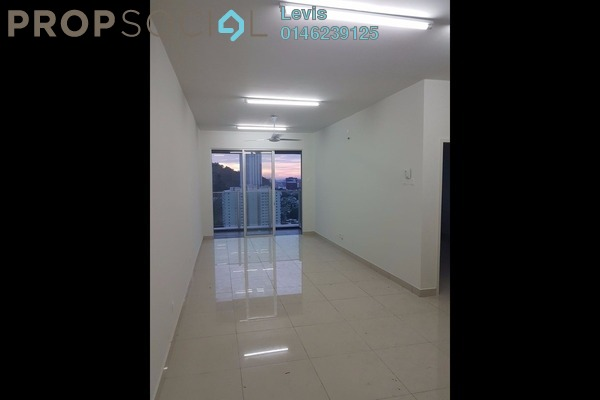For Rent Condominium at Maxim Residences, Cheras Freehold Unfurnished 3R/2B 1.4k